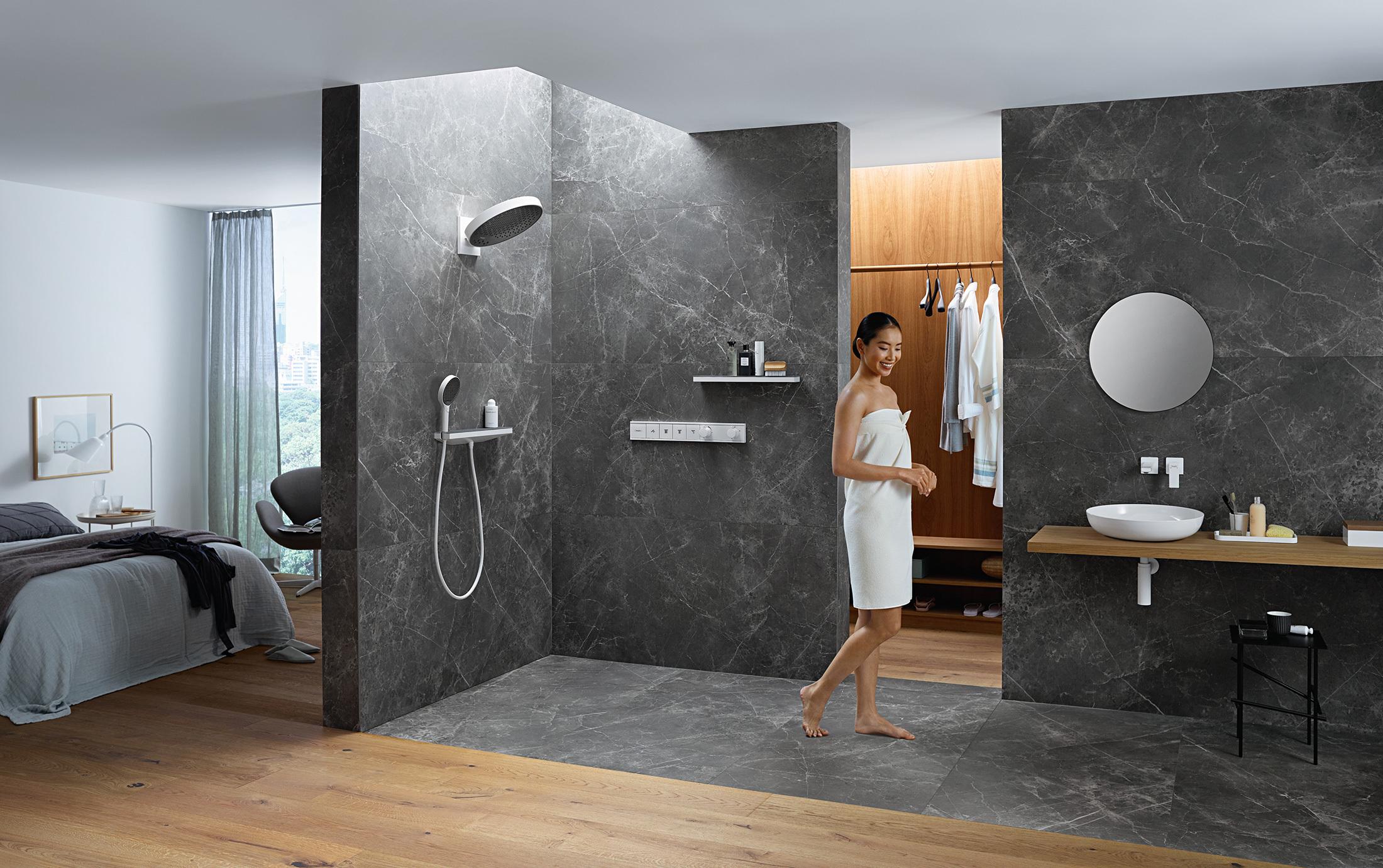 Hans Bathroom Heating Lamp