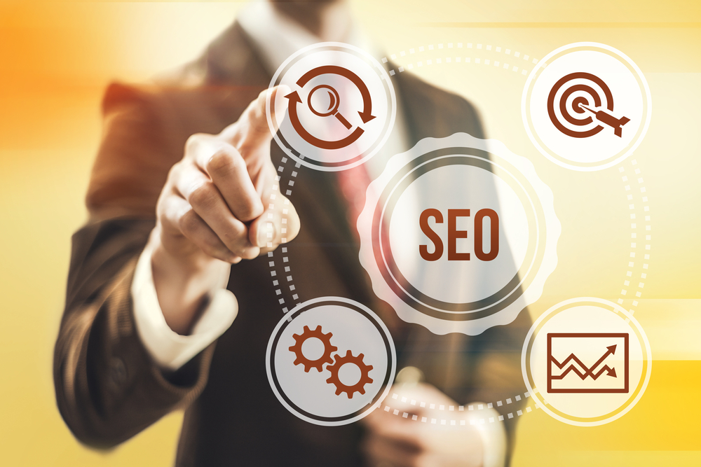 a company that resells SEO services