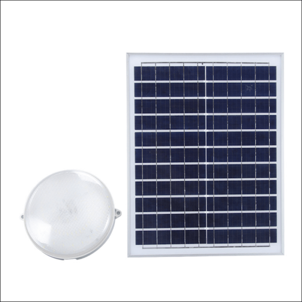 Solar LED lighting