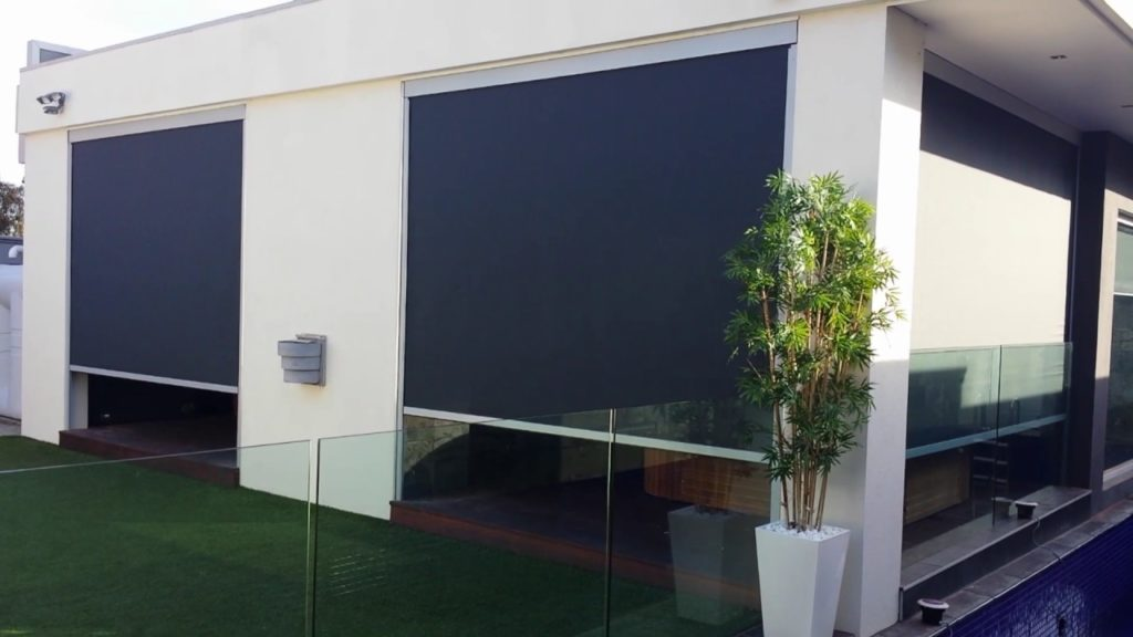 outdoor screen