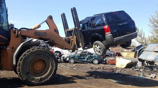 your scrap car